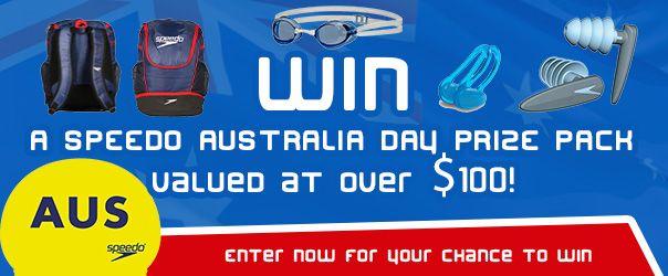 Australia Day Prize Pack