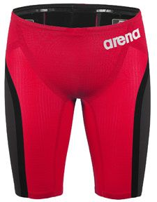 Arena Carbon Flex Red Jammers