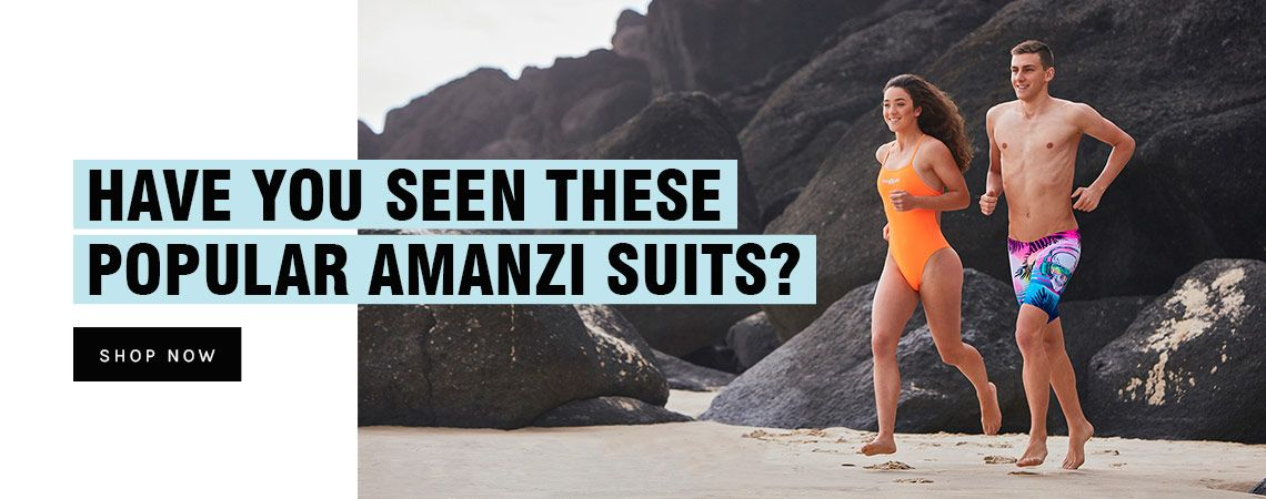 Our Most Popular AMANZI Suits