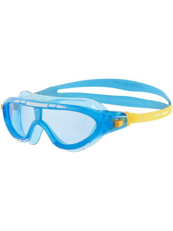 Rift Biofuse Junior Tinted Swim Mask - Blue