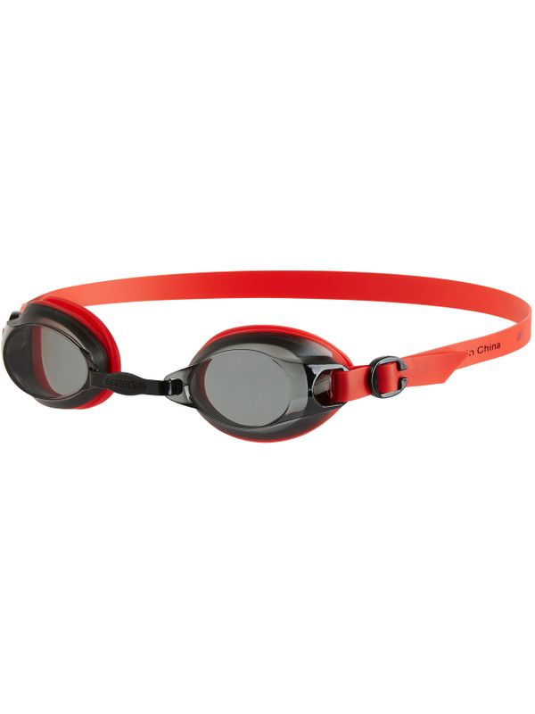 Jet Smoke Goggles - Lava Red
