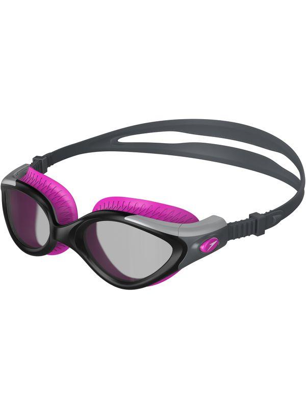 Futura Biofuse Flexiseal Female Smoked Goggles - Ecstatic Pink & Black