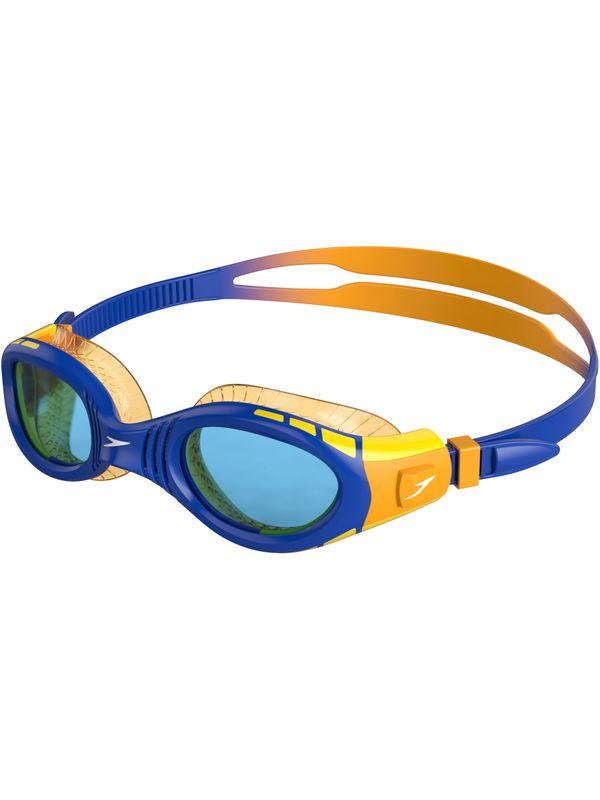 Futura Biofuse Flexiseal Junior Tinted Goggles - Blue & Mango