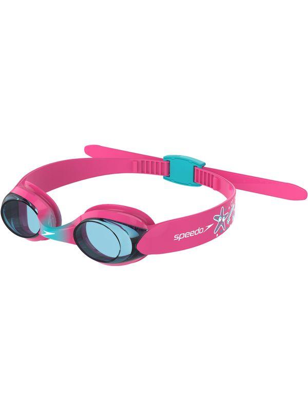 Sea Squad Illusion Tinted Goggles - Pink