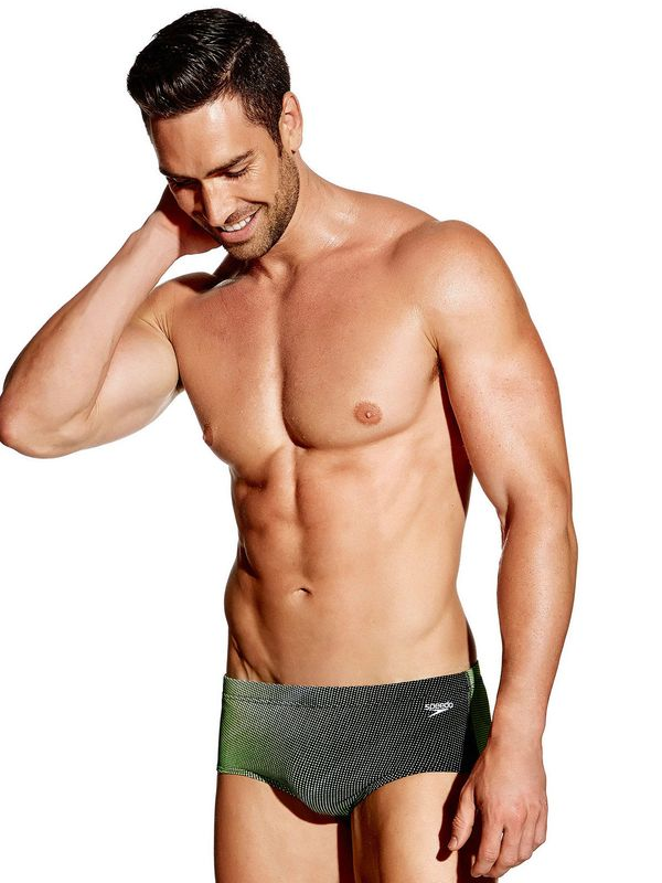 Speedo Blazing Mens Briefs 1