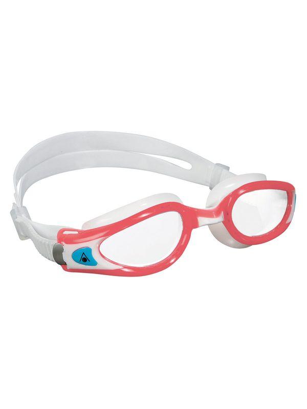 Aqua Sphere Kaiman EXO Lady Goggle - Clear/Watermelon/White