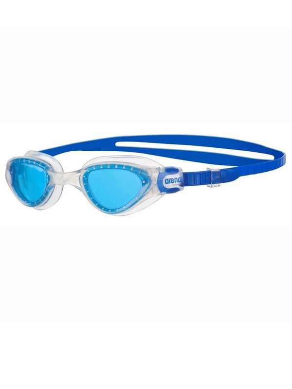 Arena Crusier Junior Clear & Blue Tinted Goggles 1
