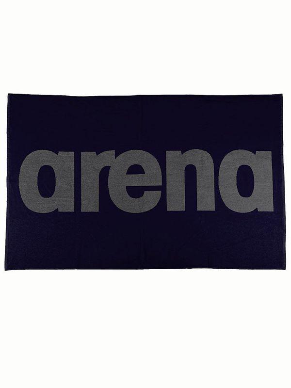 Arena Navy & Grey Handy Towel 1