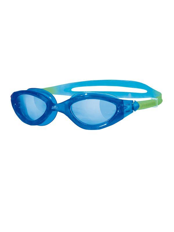 Zoggs Panorama Blue & Green Junior Goggles