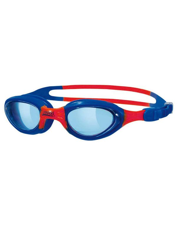 Zoggs Little Super Seal Blue & Red Toddler Goggles edit