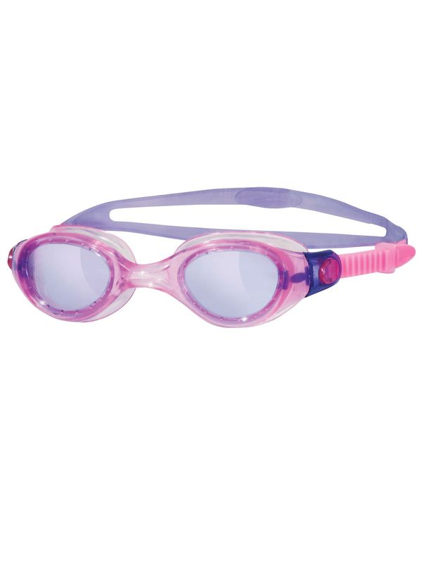 Zoggs Phantom Junior Pink & Purple Tinted Lens Goggles 1