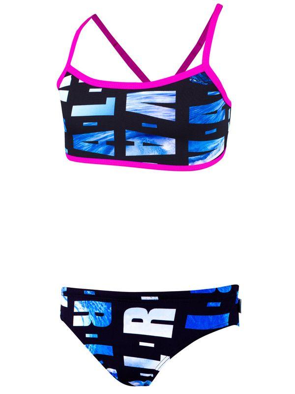 Rival Off the Hook Girls Sports Bikini
