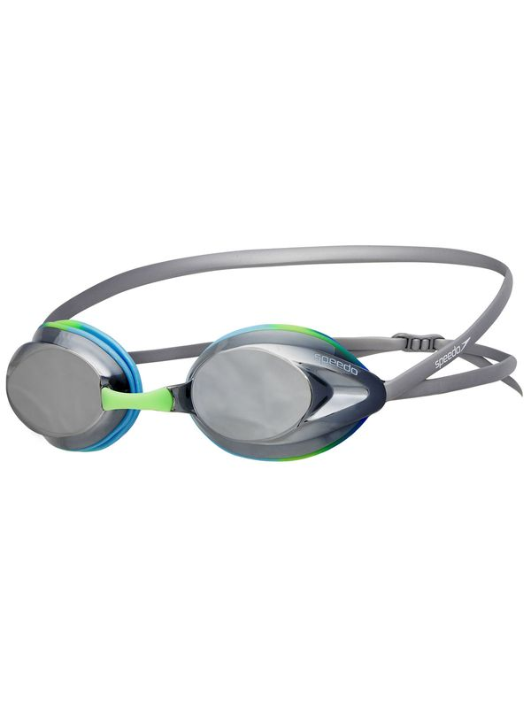 Speedo Opal Mirror Brights Green, Blue & Light Blue