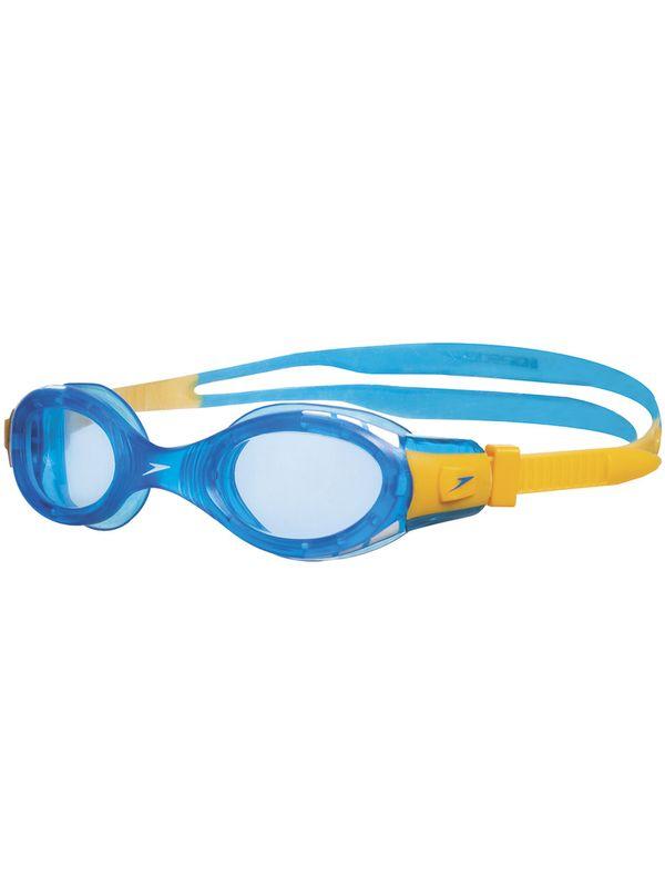 Futura Biofuse Junior Brights Blue & Yellow Goggles