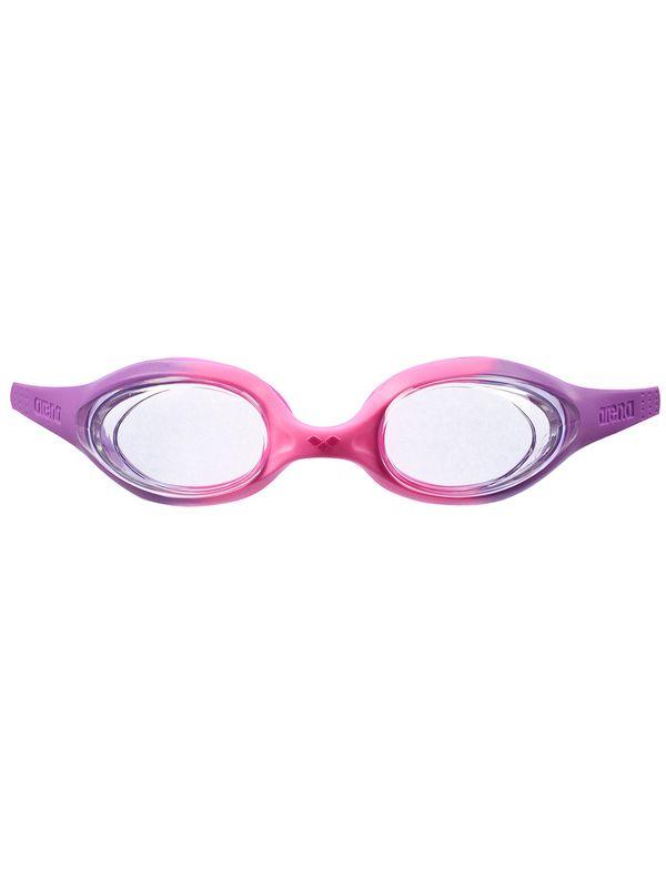 Arena Spider Jnr Purple & Pink Goggles
