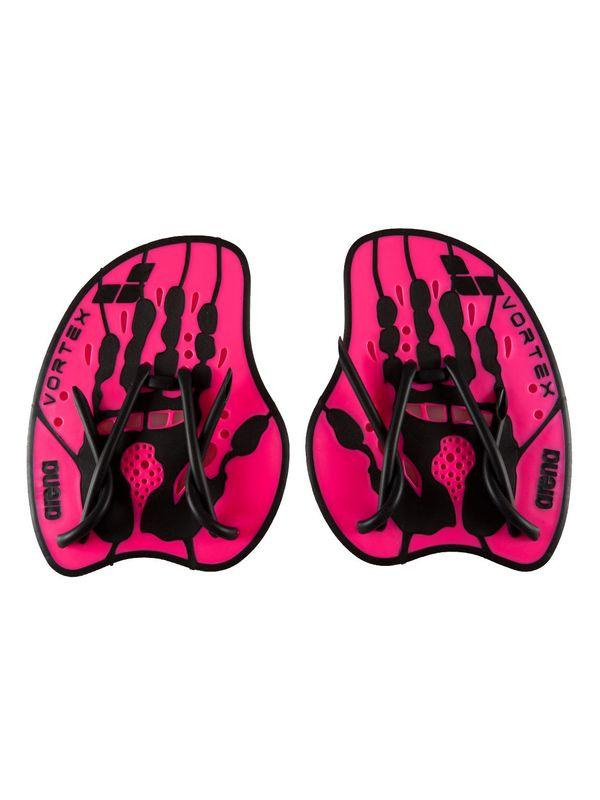 Arena Vortex Evolution Hand Paddle Pink Front