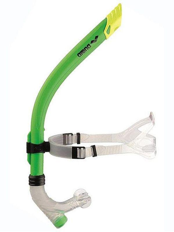 Arena Swim Snorkel Lime 1