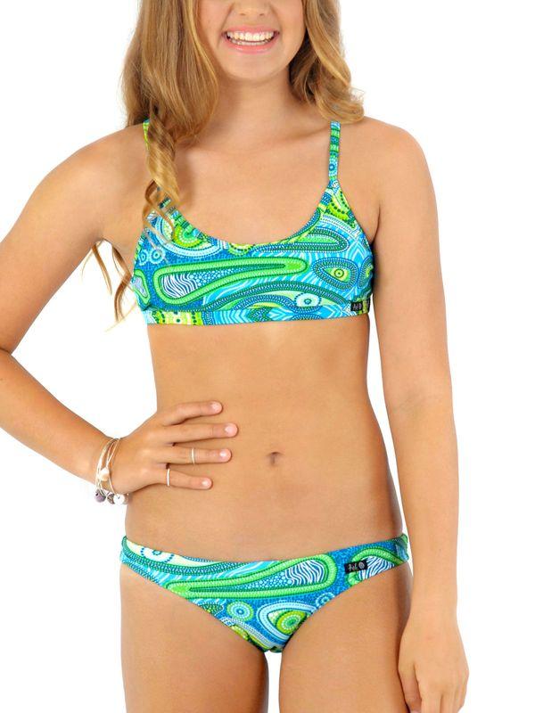 Hive Eurong Girls Sports Bikini