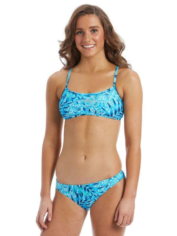 Santorini Womens Sports Bikini Briefs