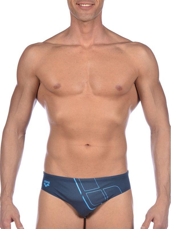 Essentials Turquoise Mens Briefs