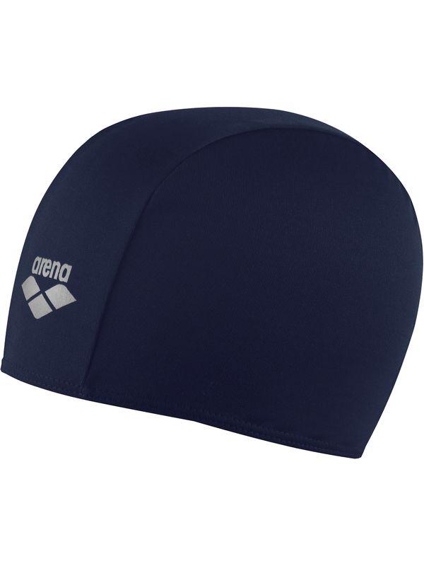Polyester Junior Swim Cap - Navy