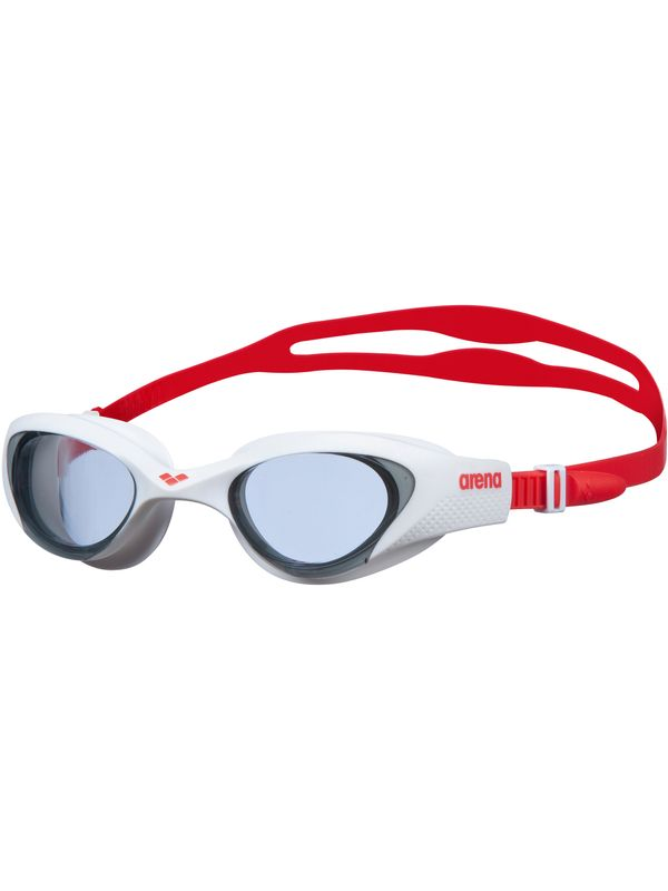 The One Smoke Goggles - White & Red