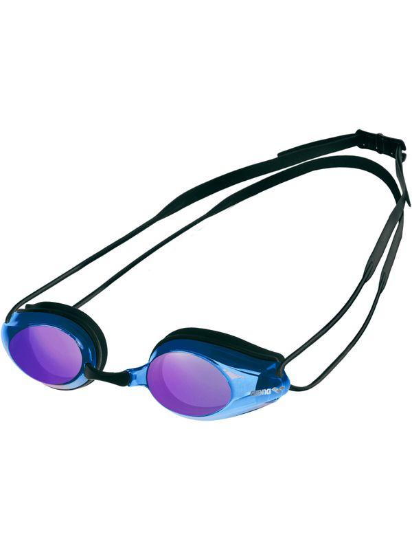 Tracks Mirrored Goggles - Black & Blue