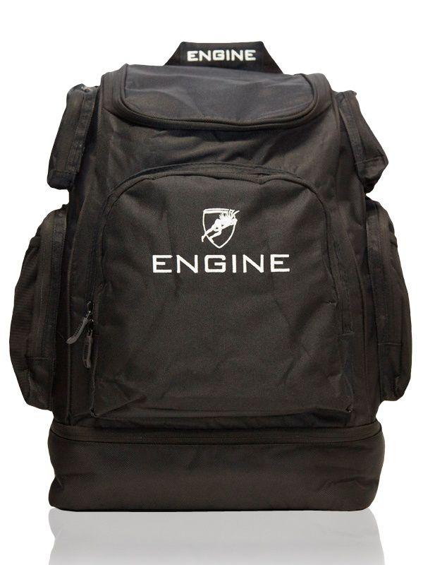 Engine Pro Backpack Black