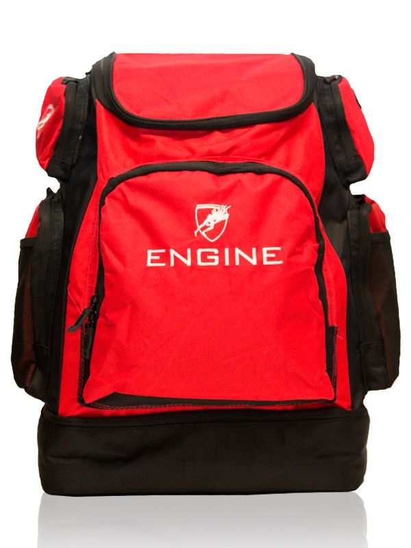 Engine Pro Backpack Red