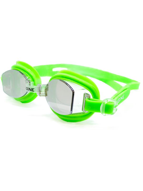 Turbine Mirrored Goggles - Green