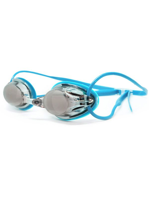 Weapon Mirrored Goggles - Sky Blue