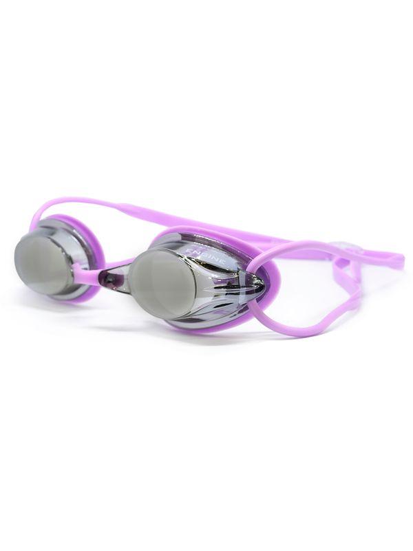 Weapon Mirrored Goggles - Purple