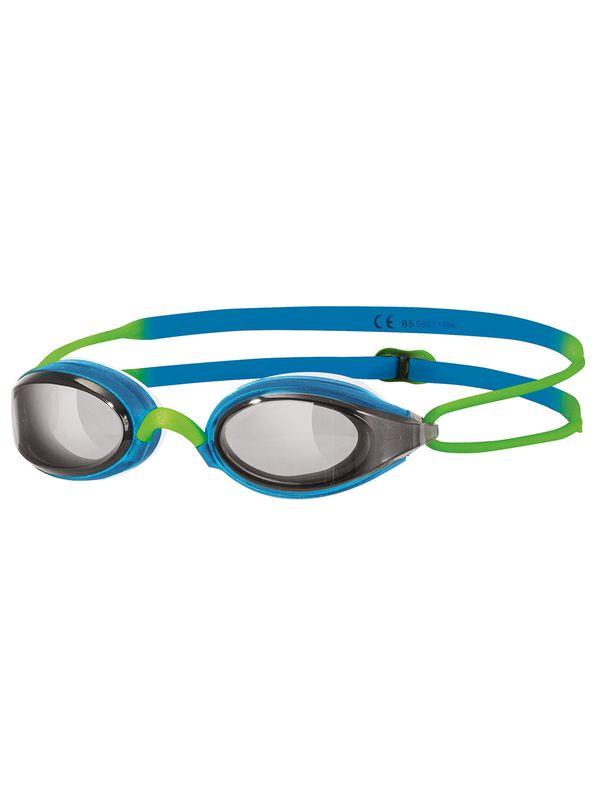 Fusion Air Junior Green & Blue Tinted Lens Goggles