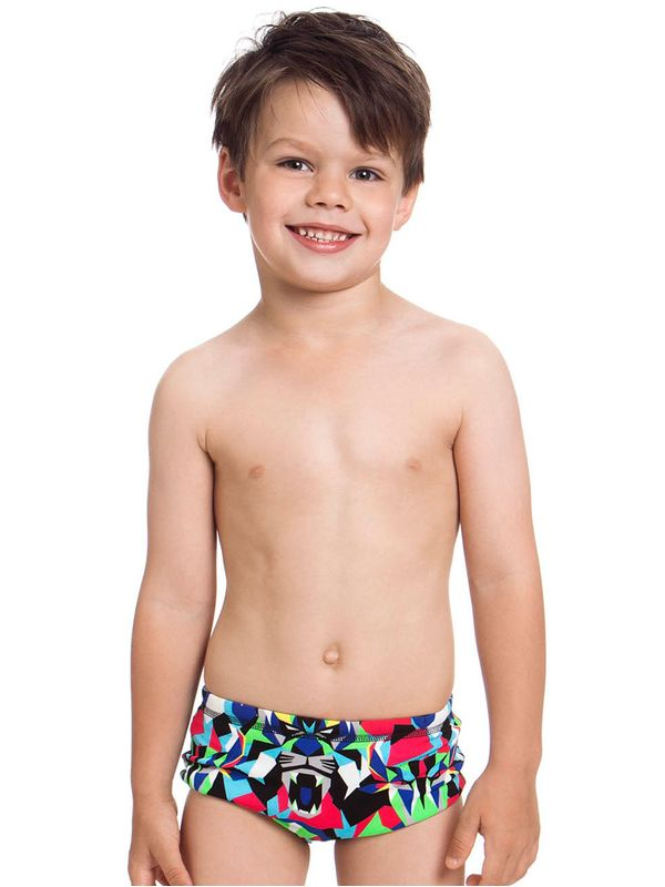 Funky Trunks Primal Predator Toddler Boys Trunks