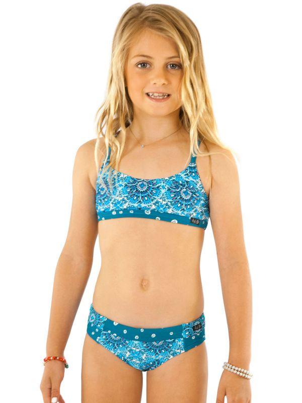 Hive Kasbah Girls Sports Bikini 4