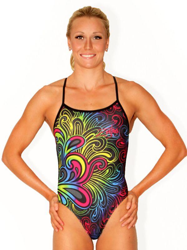 Zealous Lady Soul Ladies One Piece Swimsuit 229dc906a494