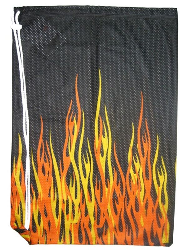 Agon Flames Mesh Gear Bag