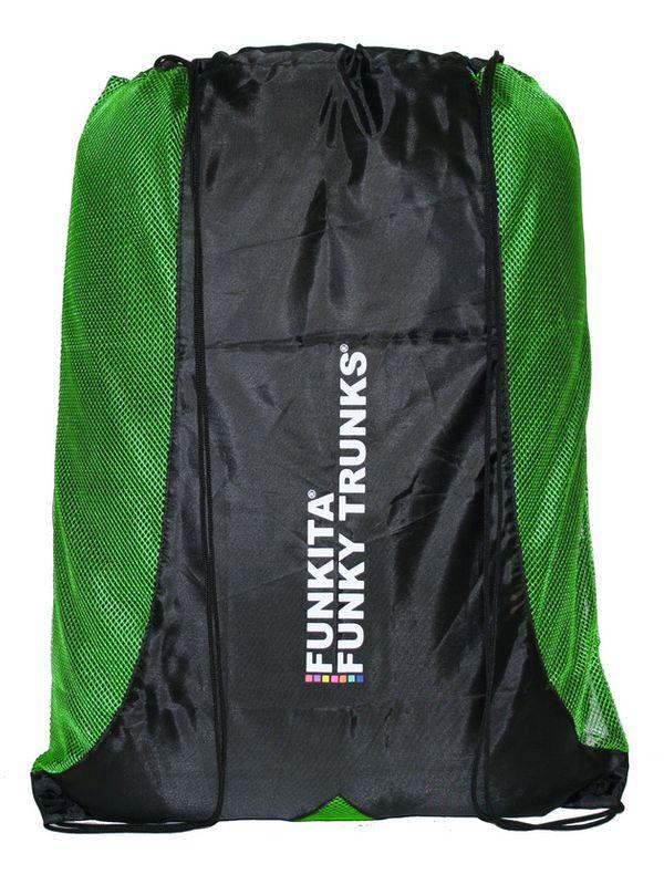 Funky Trunks & Funkita Green Mesh Gear Bag