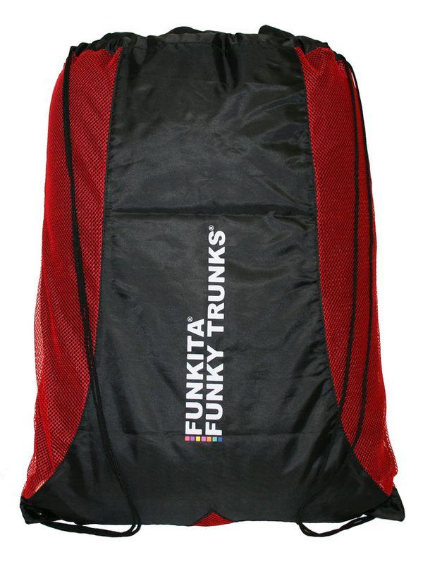 Funky Trunks & Funkita Red Mesh Gear Bag