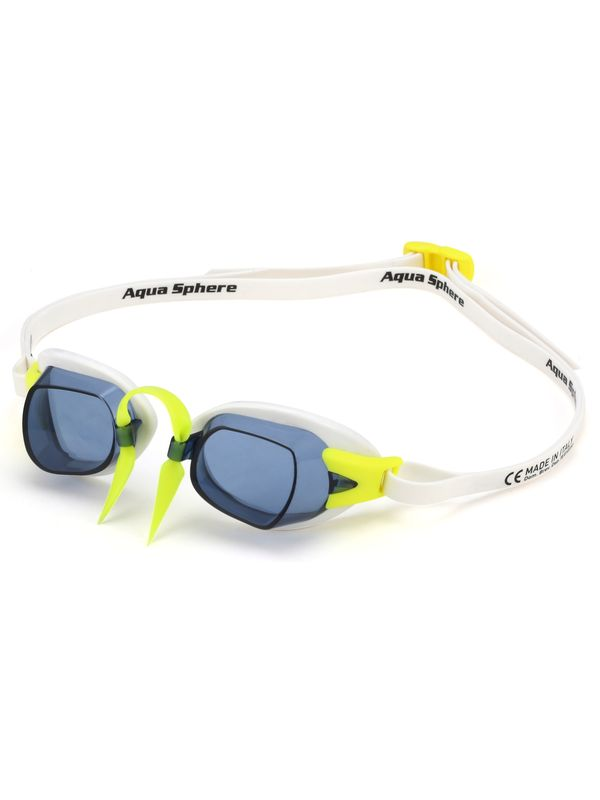 Chronos Smoke Goggles - White