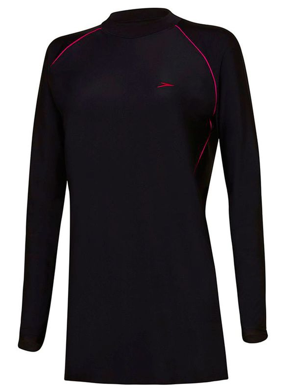 Black & Rose Womens Swim Tunic