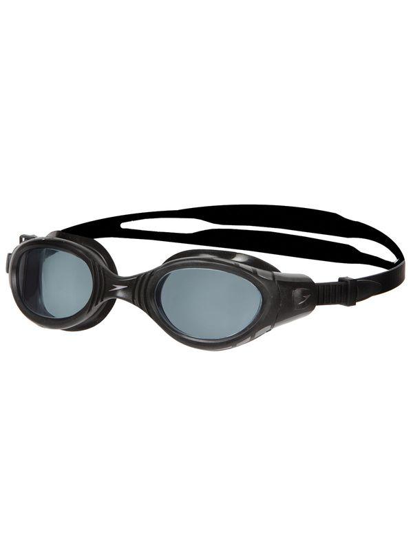 Futura Biofuse Black & Smoke Lens Goggles