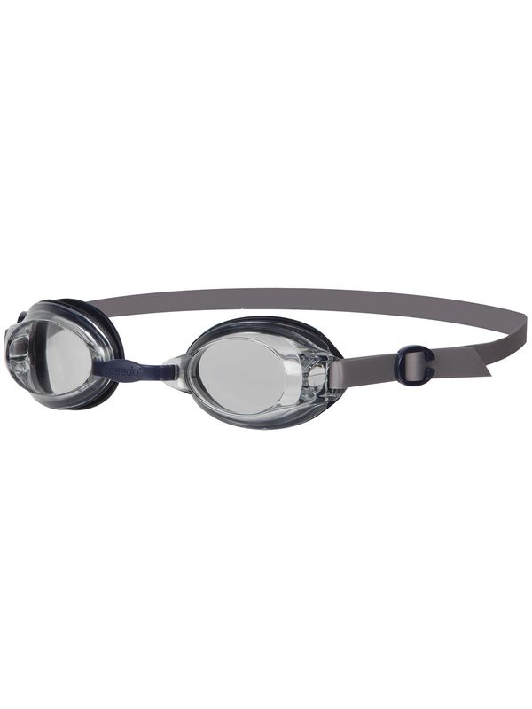 Jet Navy & Clear Lens Goggles