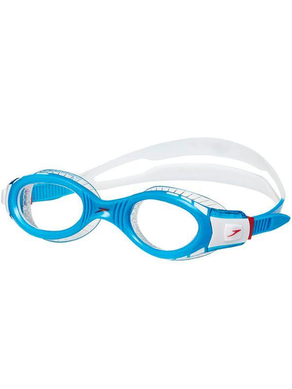 Junior Futura Biofuse Flexiseal White & Turquoise Goggles