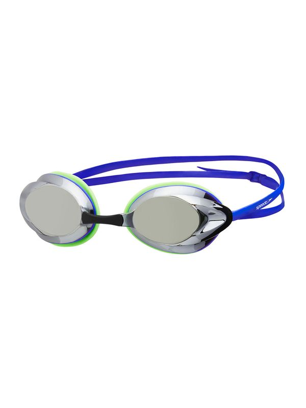 Opal Royal & Lime Green Mirrored Lens Goggles