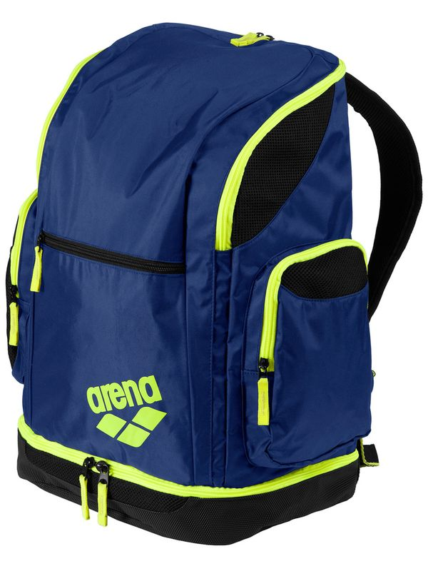 Arena Spiky 2 Royal & Lime Backpack