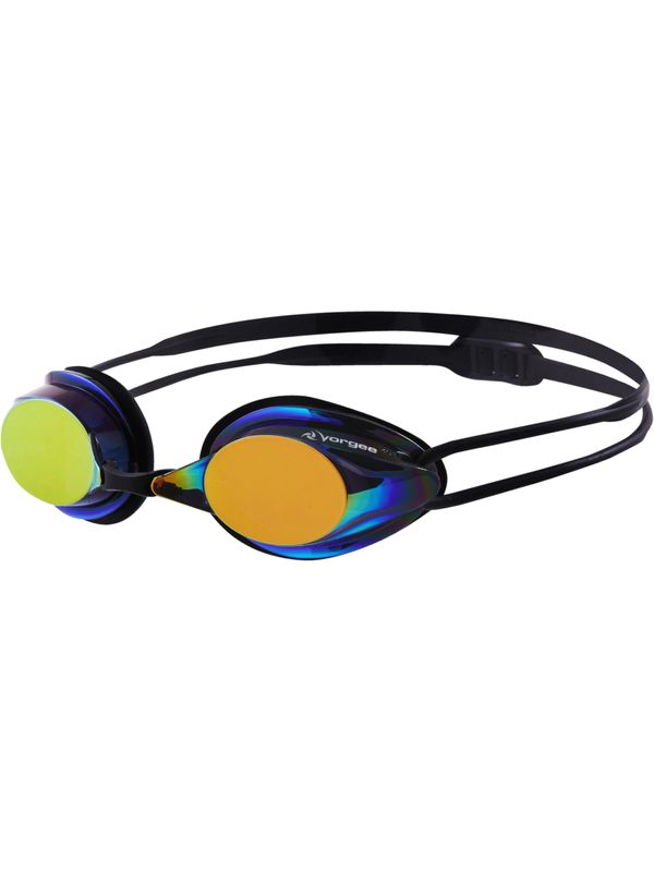 Missile Eclipse Mirrored Goggles - Black