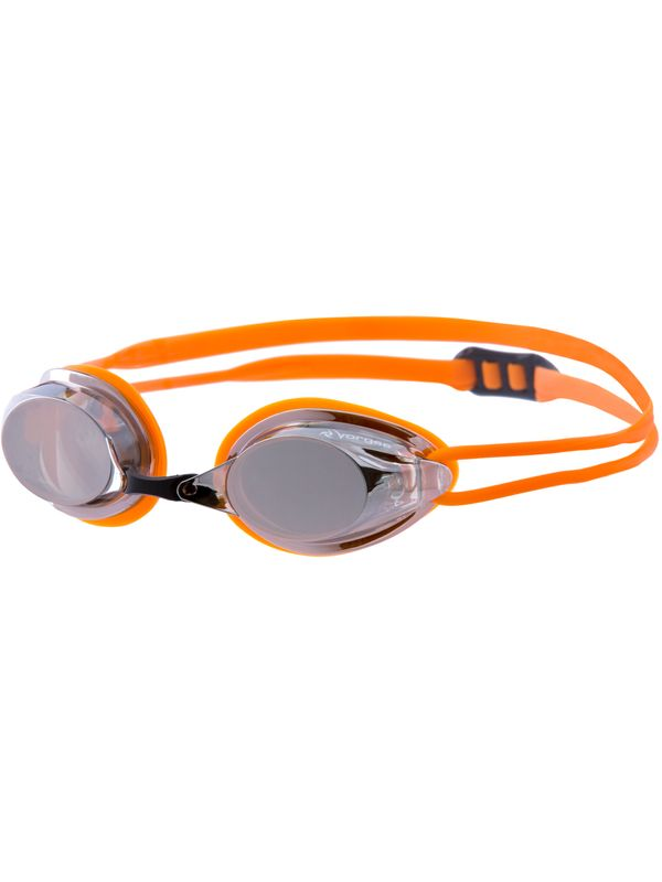 Missile Mirrored Goggles - Orange