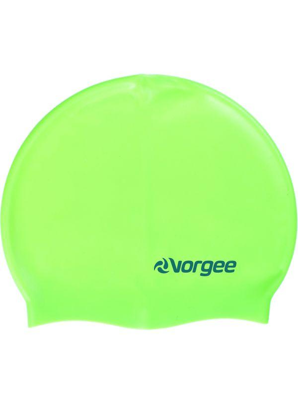 Super Flex Swim Cap - Fluro Green