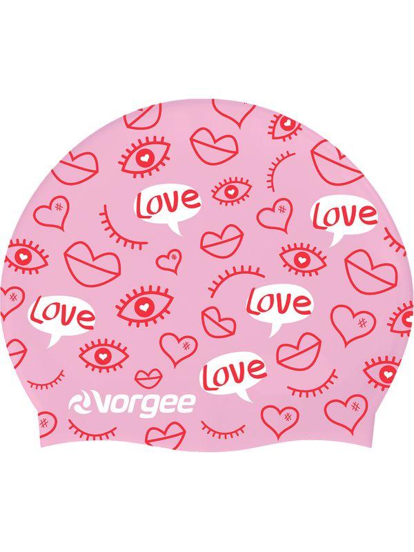 Swim Cap - Love